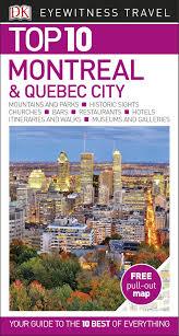 Montreal Eyewitness Top 10 9780241355947  Dorling Kindersley Eyewitness Top 10 Guides  Reisgidsen Canada ten oosten van de Rockies