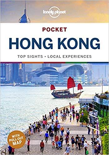 HongKong Lonely Planet Pocket Guide Hong Kong 9781786578099  Lonely Planet Lonely Planet Pocket Guides  Reisgidsen China (Tibet: zie Himalaya)