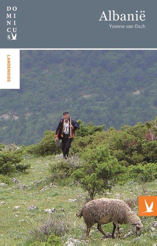 Dominicus reisgids Albanië 9789025764791 H vd Veen Gottmer Dominicus reisgidsen  Reisgidsen Albanië