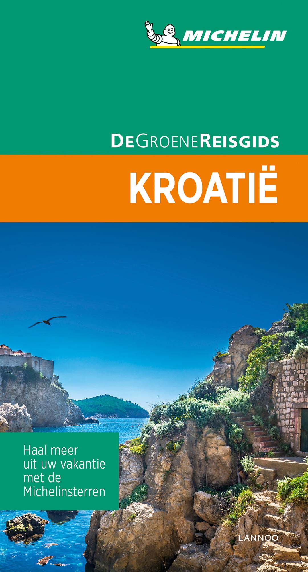 Kroatië | Michelin reisgids 9789401457187  Michelin Michelin Groene gidsen  Reisgidsen Kroatië
