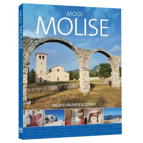 Mooi Molise | reisgids 9789492920652  Edicola   Reisgidsen Abruzzen en Molise