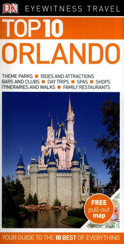 Orlando 9780241276433  Dorling Kindersley Eyewitness Top 10 Gd  Reisgidsen Florida