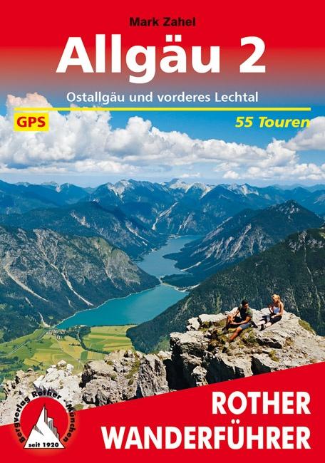 Allgäu 2 | Rother Wanderführer (wandelgids) 9783763345427  Bergverlag Rother RWG  Wandelgidsen Beierse Alpen