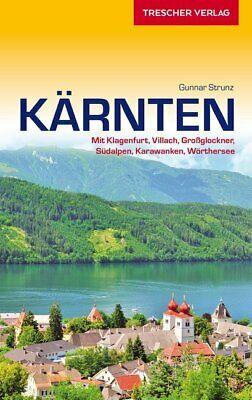 Kärnten | reisgids 9783897944541  Trescher Verlag   Reisgidsen Salzburg, Karinthië, Tauern, Stiermarken