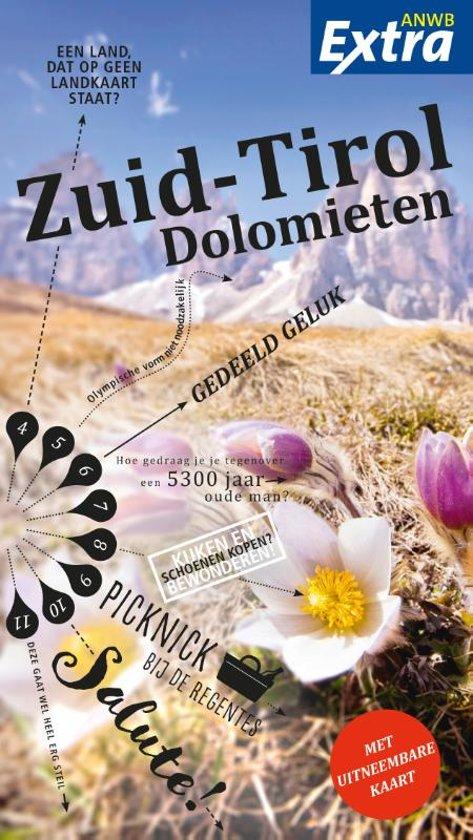 ANWB Extra reisgids Zuid-Tirol, Dolomieten 9789018045302  ANWB ANWB Extra reisgidsjes  Reisgidsen Zuid-Tirol, Dolomieten