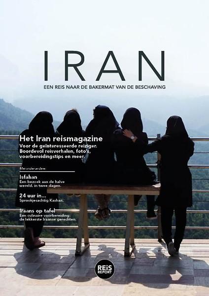 Iran - reisgids magazine 9789082974508 Godfried van Loo REiSREPORT   Reisgidsen Iran, Afghanistan