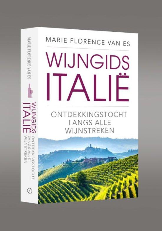 Wijngids Italië 9789492920331  Edicola   Culinaire reisgidsen, Wijnreisgidsen Italië