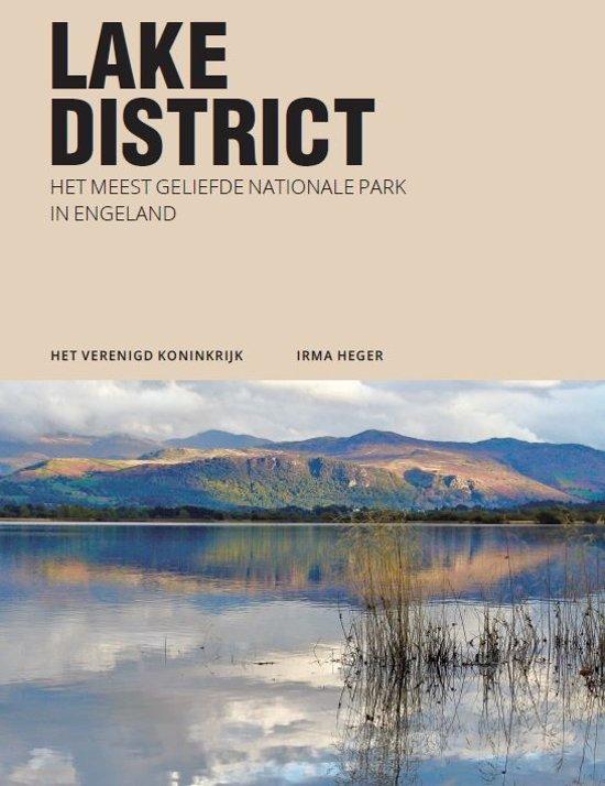 Lake District | reisgids 9789492920621  Passepartout   Reisgidsen Lake District