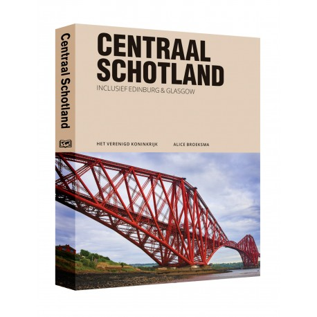 Centraal Schotland | reisgids 9789492920638 Alice Broeksma Passepartout   Reisgidsen Schotland