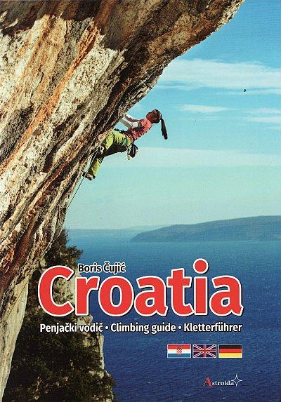 Croatia Climbing Guide 9789536912230 Boris Cuji Astroida   Geen categorie