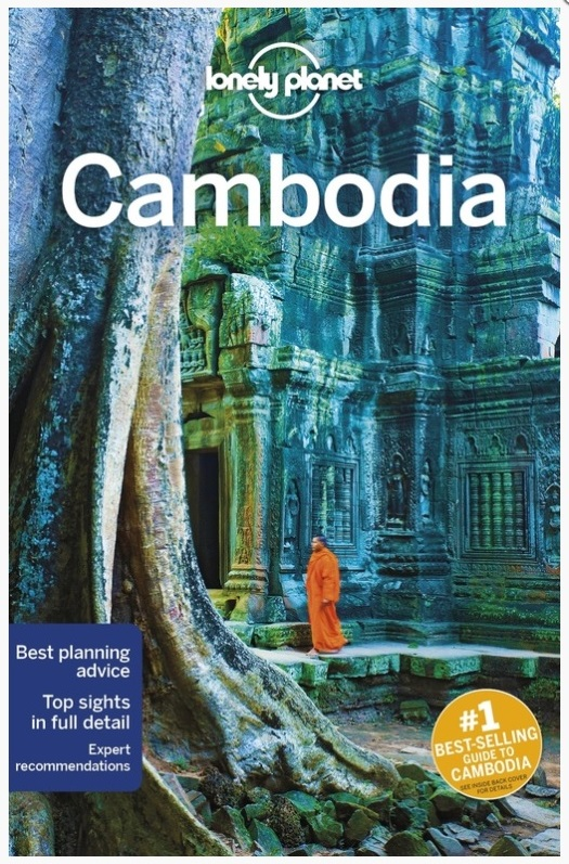 Lonely Planet Cambodia 9781786570659  Lonely Planet Travel Guides  Reisgidsen Cambodja