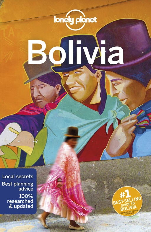 Lonely Planet Bolivia 9781786574732  Lonely Planet Travel Guides  Reisgidsen Bolivia