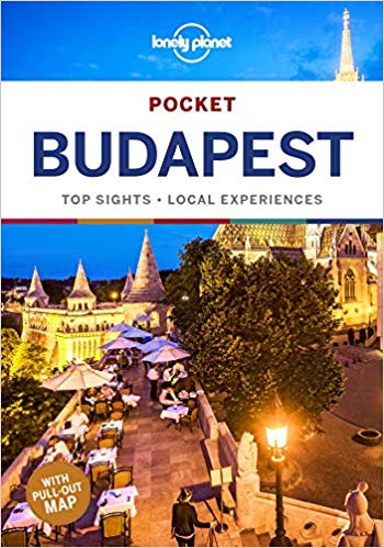 Budapest Lonely Planet Pocket Guide 9781786578457  Lonely Planet Lonely Planet Pocket Guides  Reisgidsen Hongarije