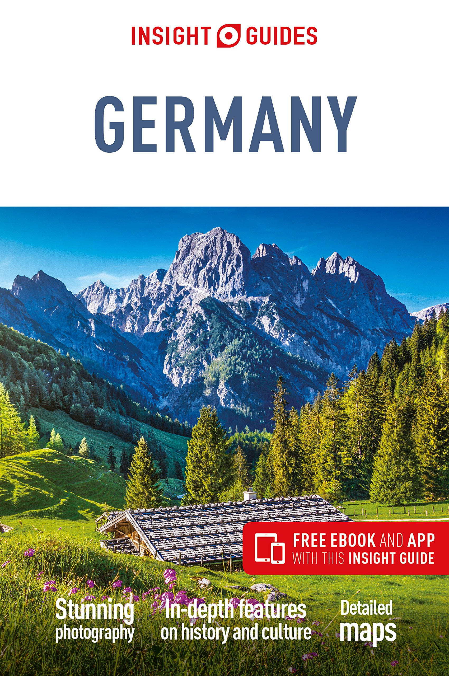 Insight Guide Germany 9781786718105  APA Insight Guides/ Engels  Reisgidsen Duitsland