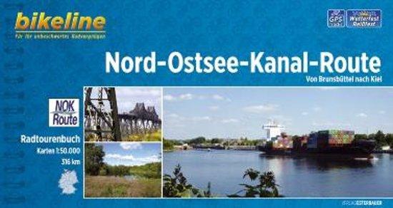 Bikeline Nord-Ostsee-Kanal-Route | fietsgids 9783850003650  Esterbauer Bikeline  Fietsgidsen Sleeswijk-Holstein