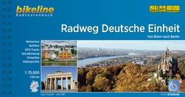 Bikeline Radweg Deutscher Einheit | fietsgids 9783850007399  Esterbauer Bikeline  Fietsgidsen Duitsland