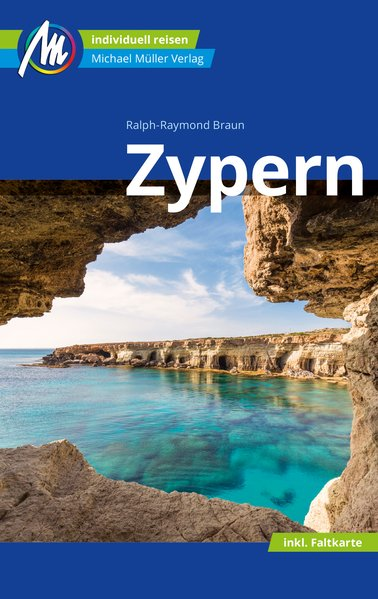 Zypern | reisgids Cyprus 9783956546211  Michael Müller Verlag   Reisgidsen Cyprus