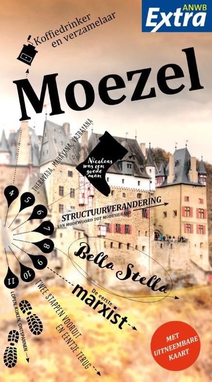 ANWB Extra reisgids Moezel 9789018043223  ANWB ANWB Extra reisgidsjes  Reisgidsen Moezel, van Trier tot Koblenz