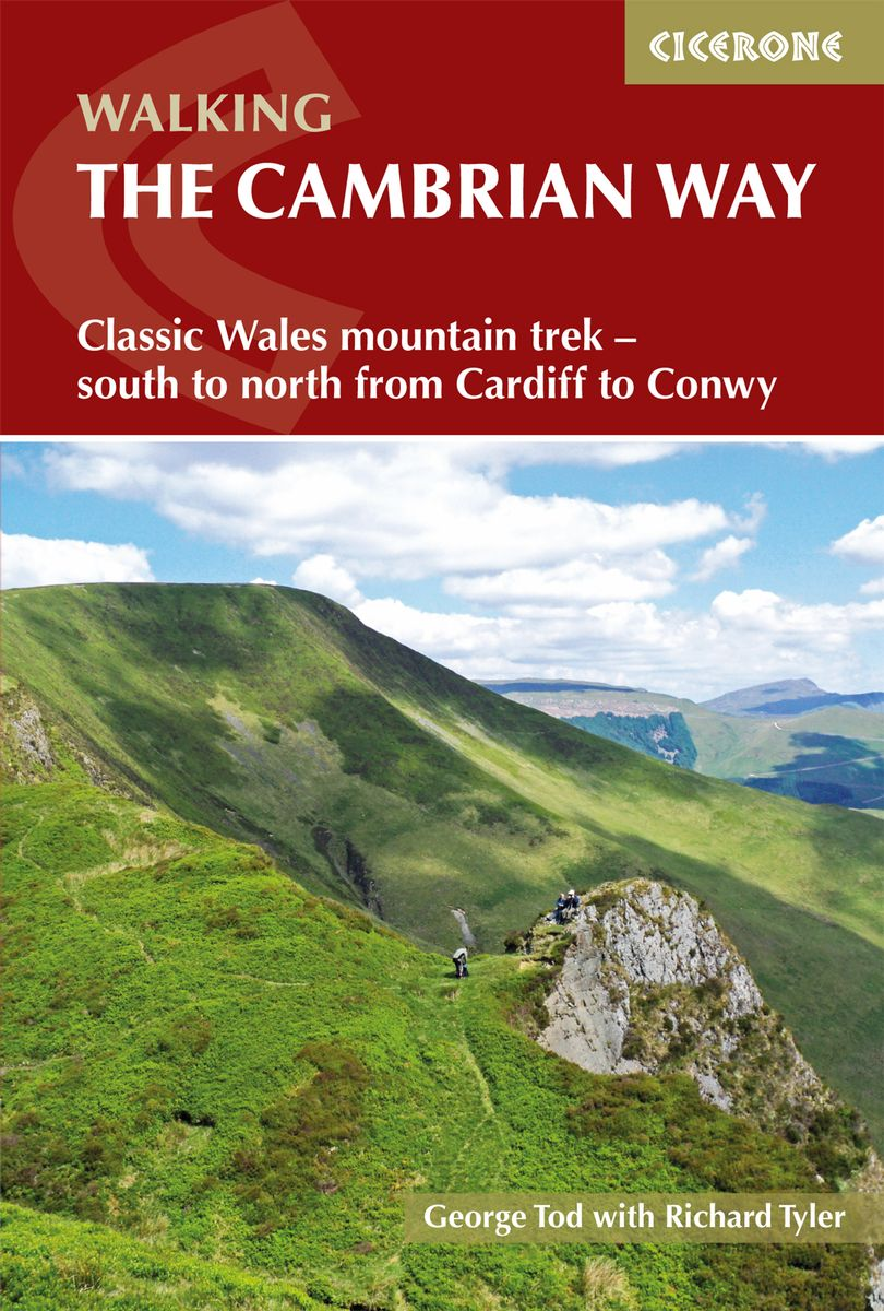 Walking the Cambrian Way | wandelgids 9781852849900 George Tod with Richard Tyler Cicerone Press   Wandelgidsen Wales