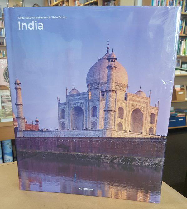 India | fotoboek 9783741922602  Könemann   Fotoboeken India