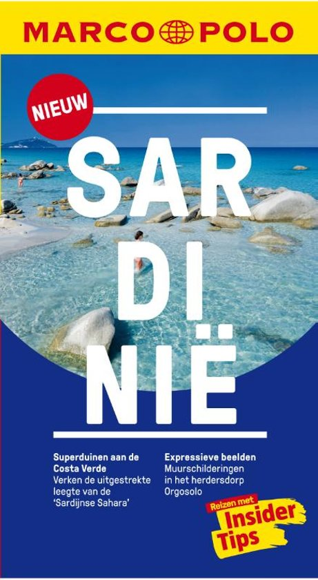 Marco Polo Sardinië 9783829758420  Marco Polo MP reisgidsjes  Reisgidsen Sardinië