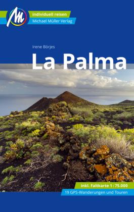 La Palma | reisgids 9783956545955  Michael Müller Verlag   Reisgidsen La Palma