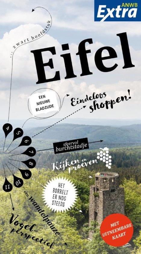 ANWB Extra reisgids Eifel 9789018045203  ANWB ANWB Extra reisgidsjes  Reisgidsen Eifel