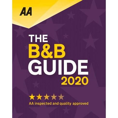 Britains Best Bed + Breakfast 2020 9780749581916  AA   Hotelgidsen Groot-Brittannië