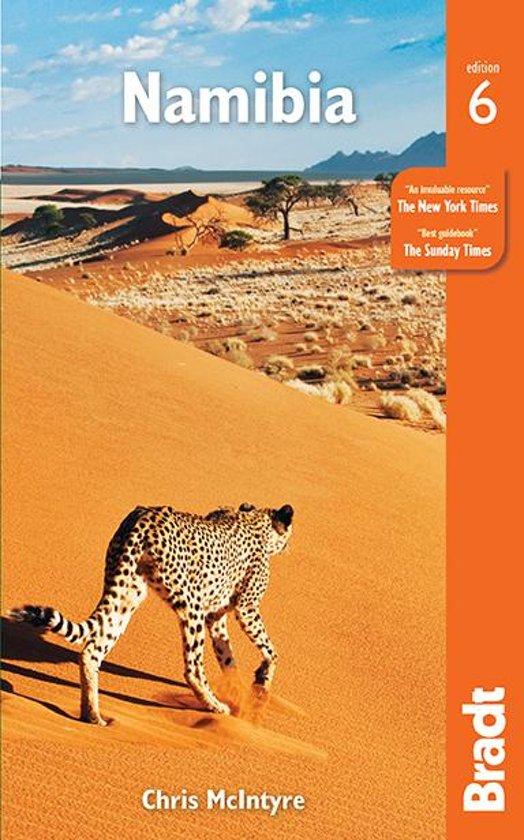 The Bradt Guide to Namibia | reisgids Namibië 9781784776374  Bradt   Reisgidsen Botswana, Namibië