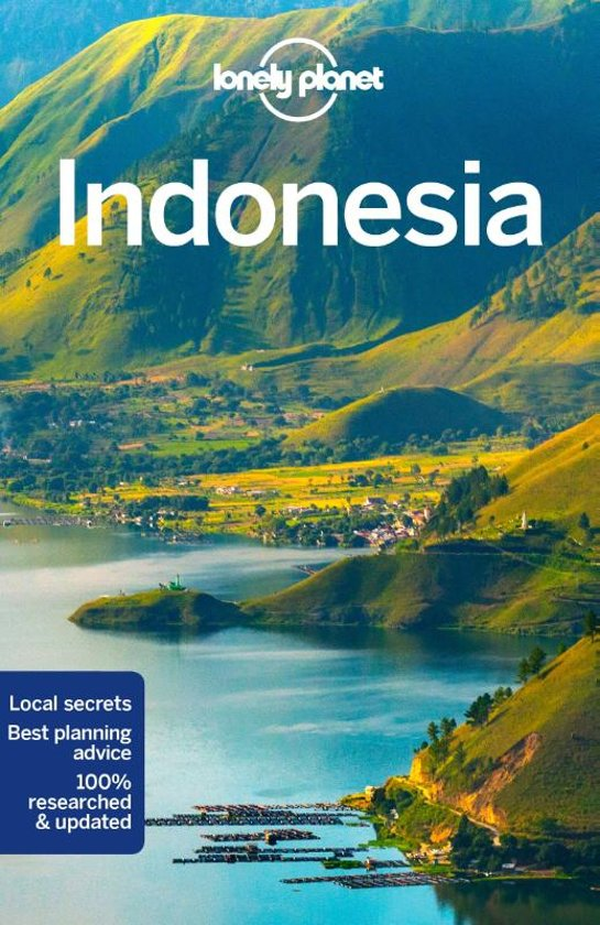 Lonely Planet Indonesia 9781786574770  Lonely Planet Travel Guides  Reisgidsen Indonesië
