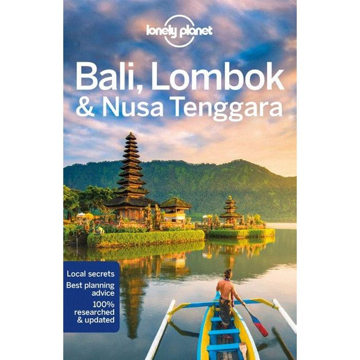 Lonely Planet Bali, Lombok & Nusa Tenggara 9781786575104  Lonely Planet Travel Guides  Reisgidsen Indonesië