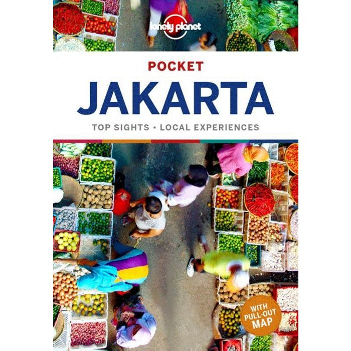 Jakarta Lonely Planet Pocket Guide 9781786578464  Lonely Planet Lonely Planet Pocket Guides  Reisgidsen Indonesië