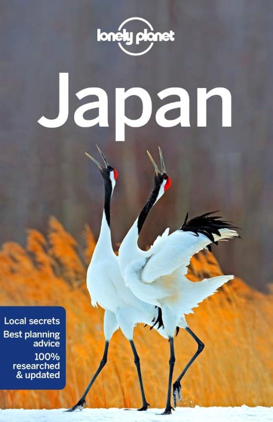 Lonely Planet Japan 9781786578501  Lonely Planet Travel Guides  Reisgidsen Japan