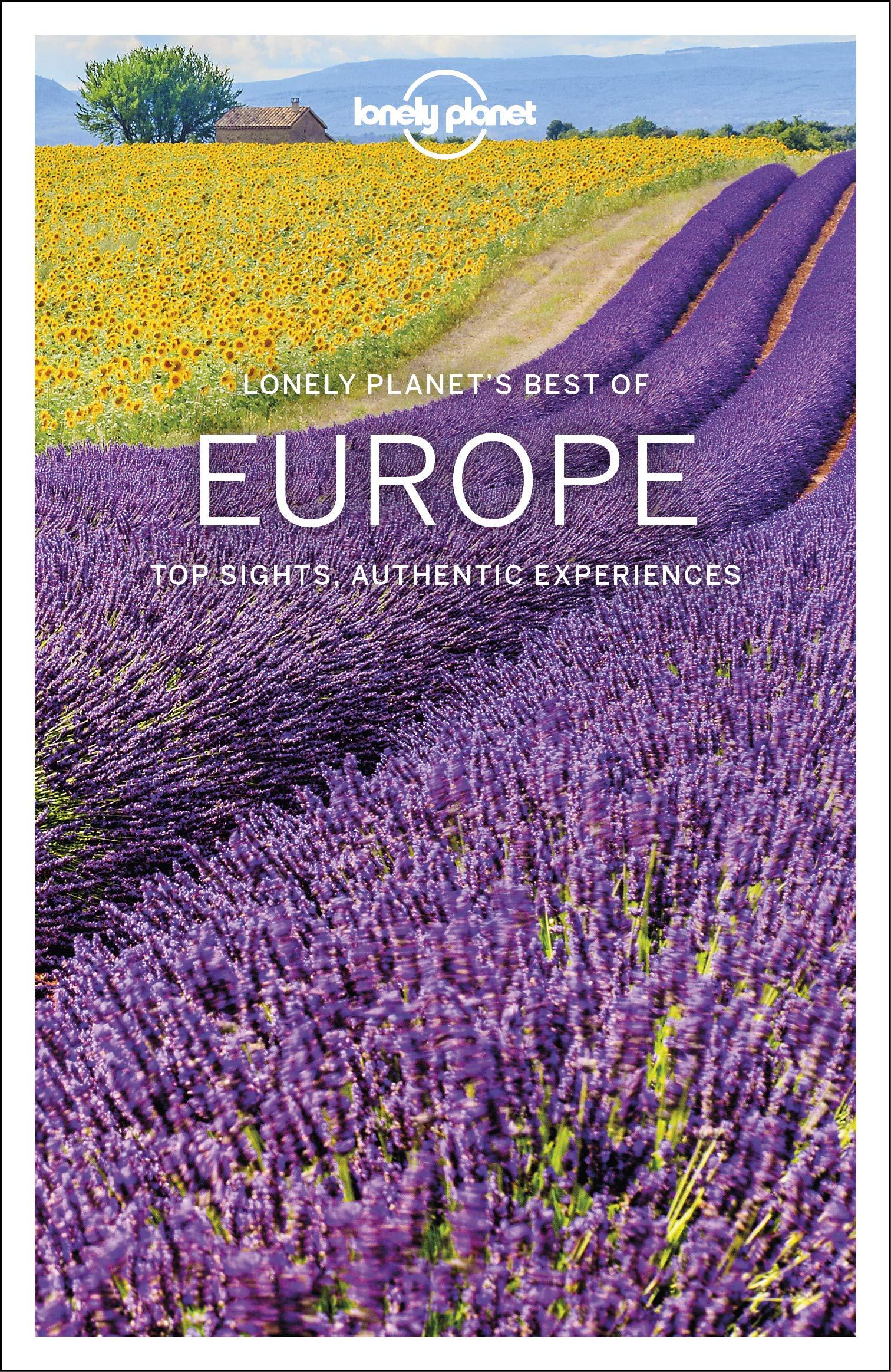Best of Europe 9781787013919  Lonely Planet Best of ...  Reisgidsen Europa