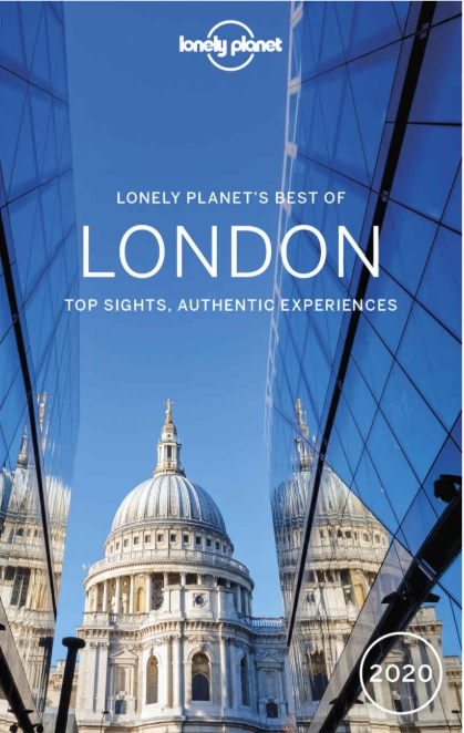 Best of London 2020 | Lonely Planet 9781787015401  Lonely Planet Best of ...  Reisgidsen Londen