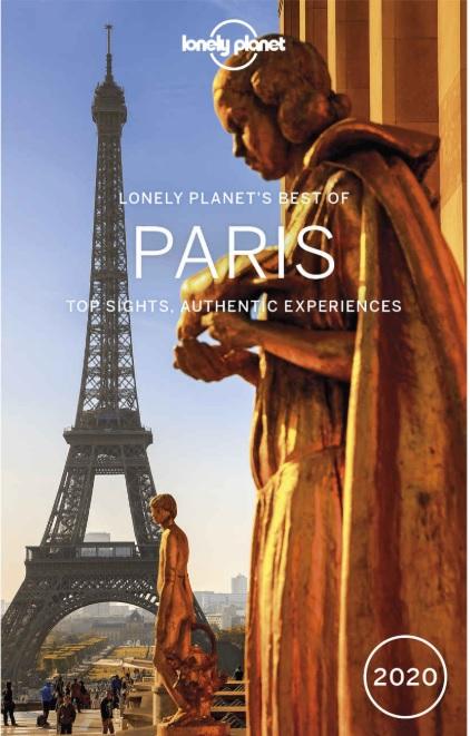 Best of Paris | Lonely Planet 2020 9781787015432  Lonely Planet Best of ...  Reisgidsen Parijs, Île-de-France
