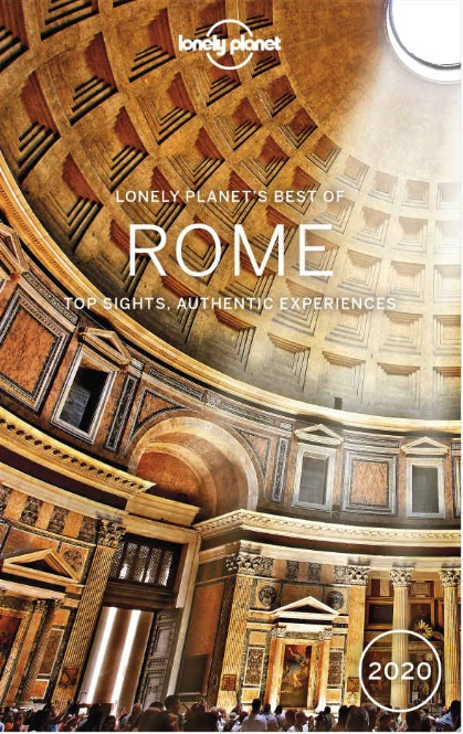 Best of Rome 2020 | Lonely Planet 9781787015449  Lonely Planet Best of ...  Reisgidsen Rome, Lazio