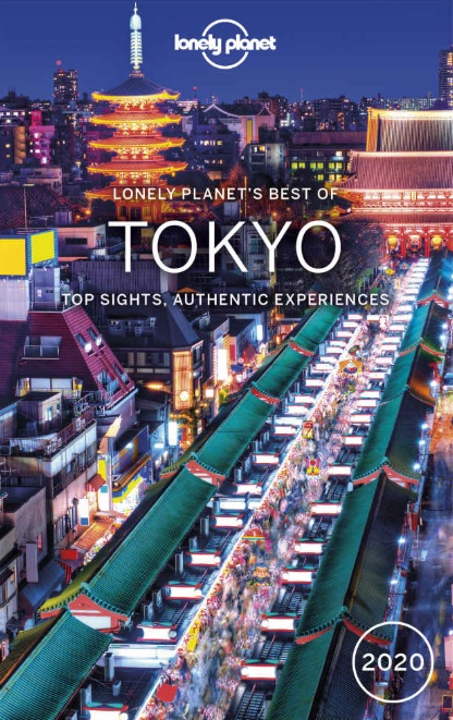 Best of Tokyo 2020 9781787015494  Lonely Planet Best of ...  Reisgidsen Japan