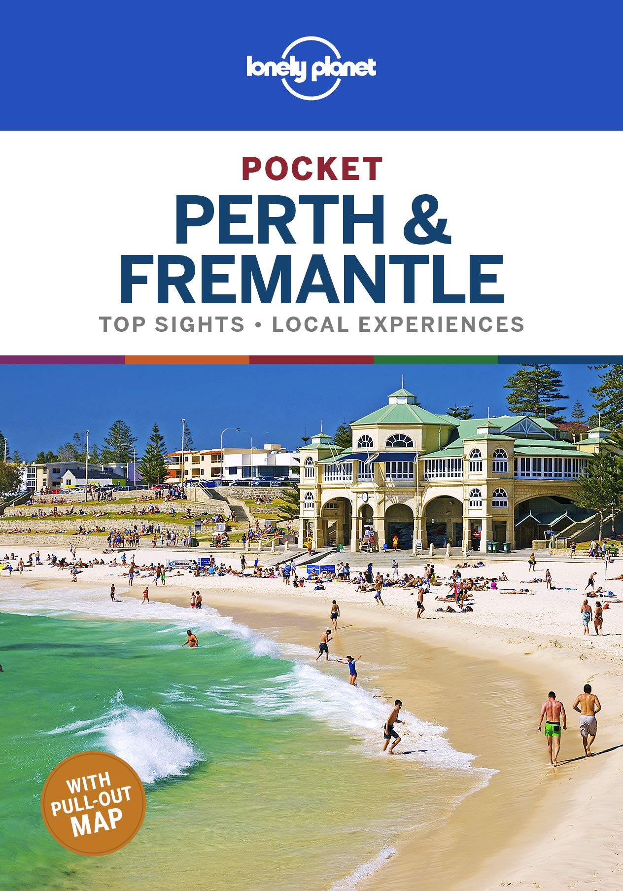 Perth & Fremantle Lonely Planet Pocket Guide 9781788682701  Lonely Planet Lonely Planet Pocket Guides  Reisgidsen Australië