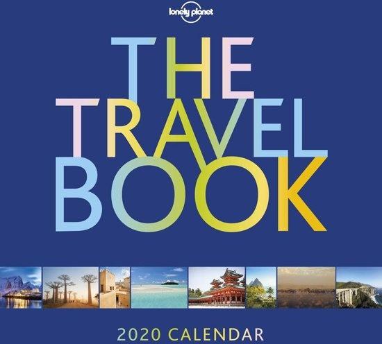 Lonely Planet Travel Book Calendar 2020 9781788684842  Lonely Planet Kalenders 2020  Kalenders Reisinformatie algemeen