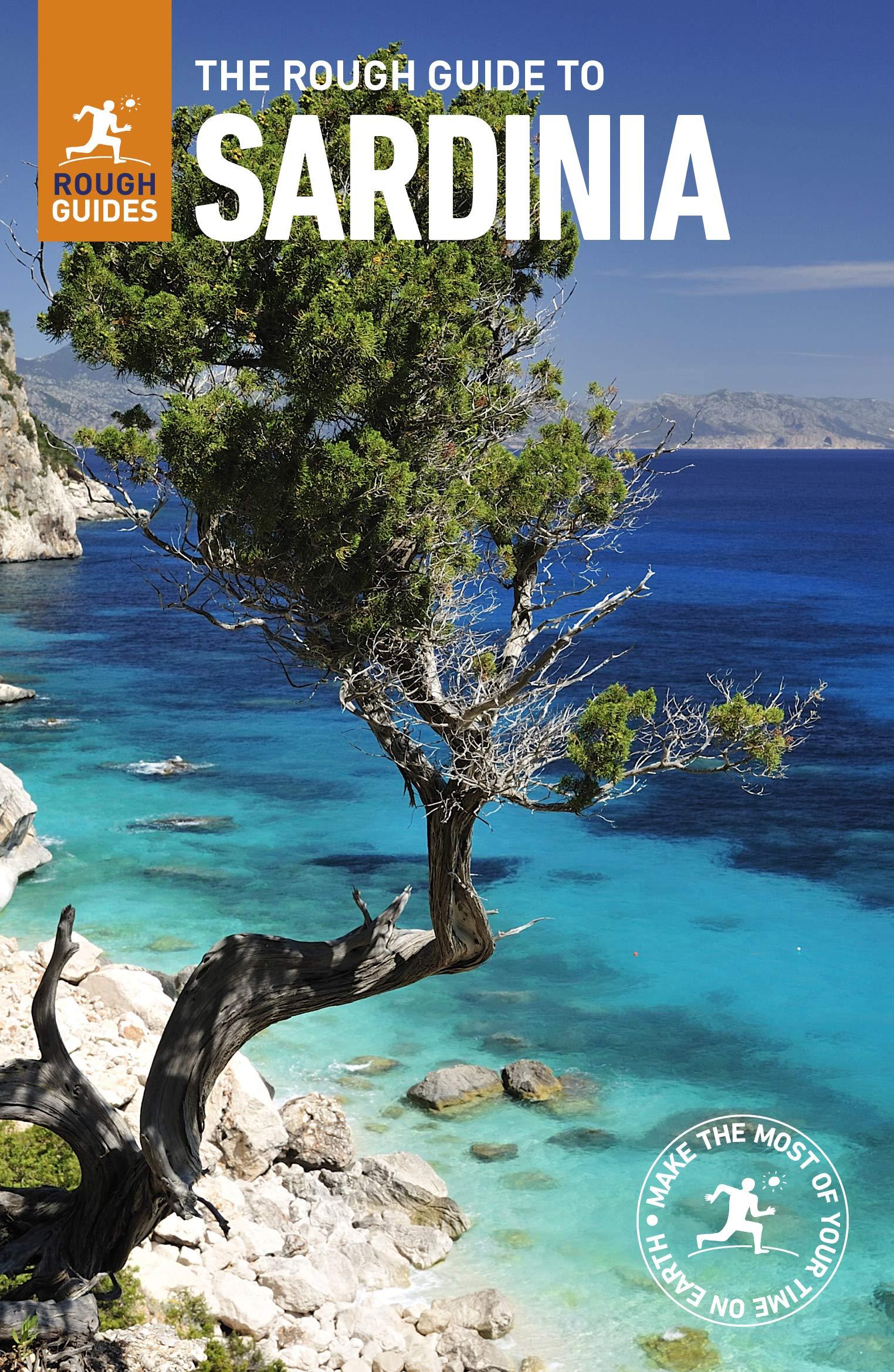 Rough Guide Sardinia 9781789194463  Rough Guide Rough Guides  Reisgidsen Sardinië