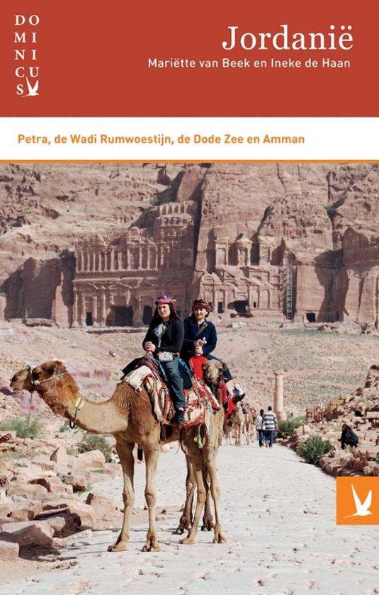 Dominicus reisgids Jordanië 9789025764944 Mariëtte van Beek, Ineke de Haan Gottmer Dominicus reisgidsen  Reisgidsen Syrië, Libanon, Jordanië, Irak