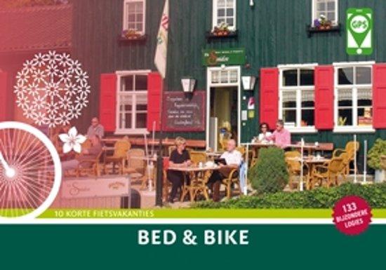 Bed & Bikeroutes 9789463690348 Diederik Mönch Buijten & Schipperheijn meerdaagse fietsroutes (NL)  Fietsgidsen, Meerdaagse fietsvakanties Nederland