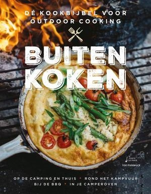 Buiten koken | Kathleen Davis & Alexandra Elliott 9789491853289  Good Cook   Culinaire reisgidsen Reisinformatie algemeen