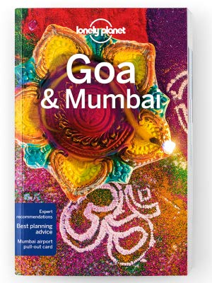 Lonely Planet Goa and Mumbai 9781786571663  Lonely Planet Travel Guides  Reisgidsen India