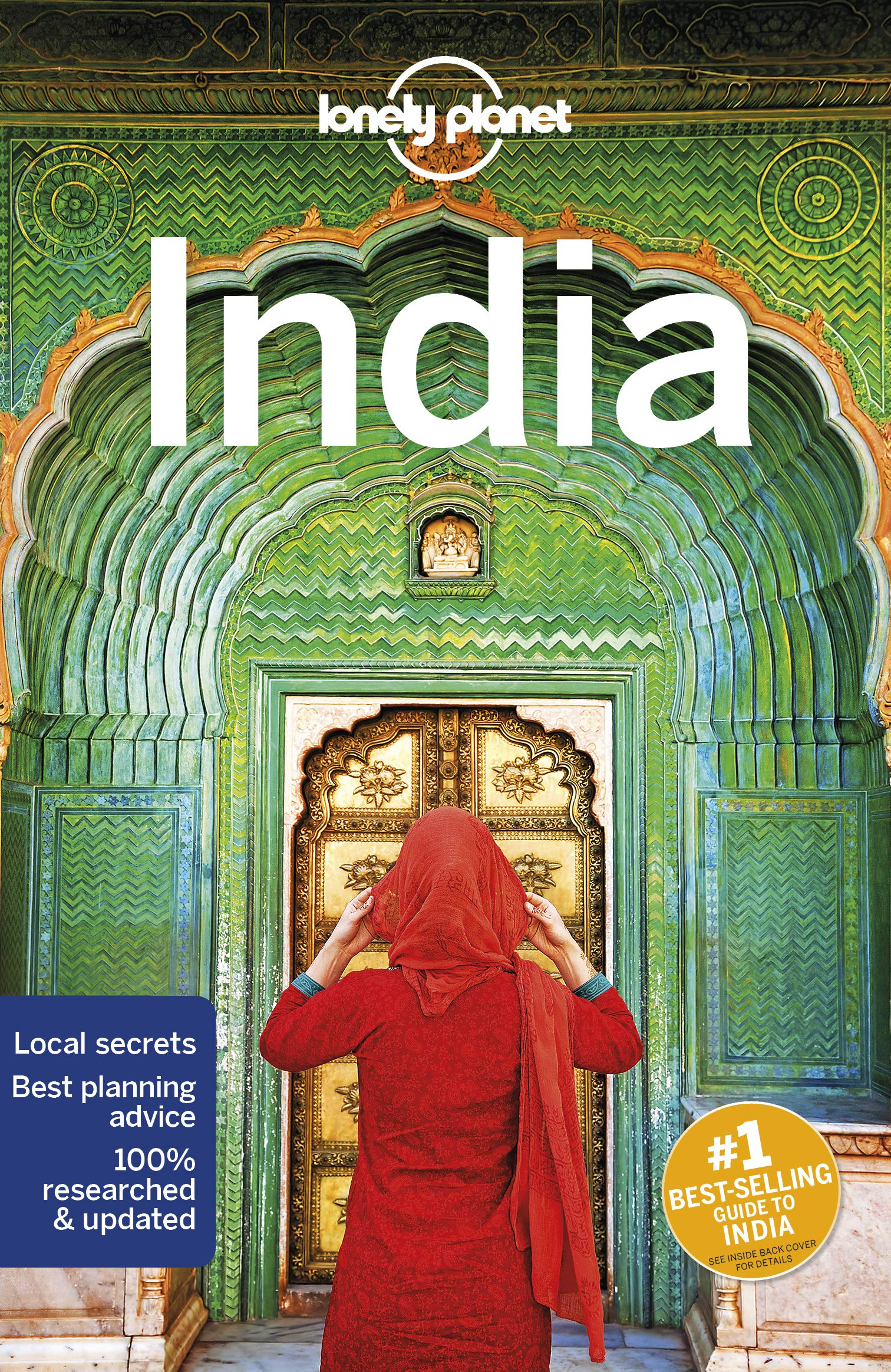 Lonely Planet India 9781787013698  Lonely Planet Travel Guides  Reisgidsen India