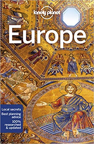 Lonely Planet Europe 9781787013711  Lonely Planet Travel Guides  Reisgidsen Europa
