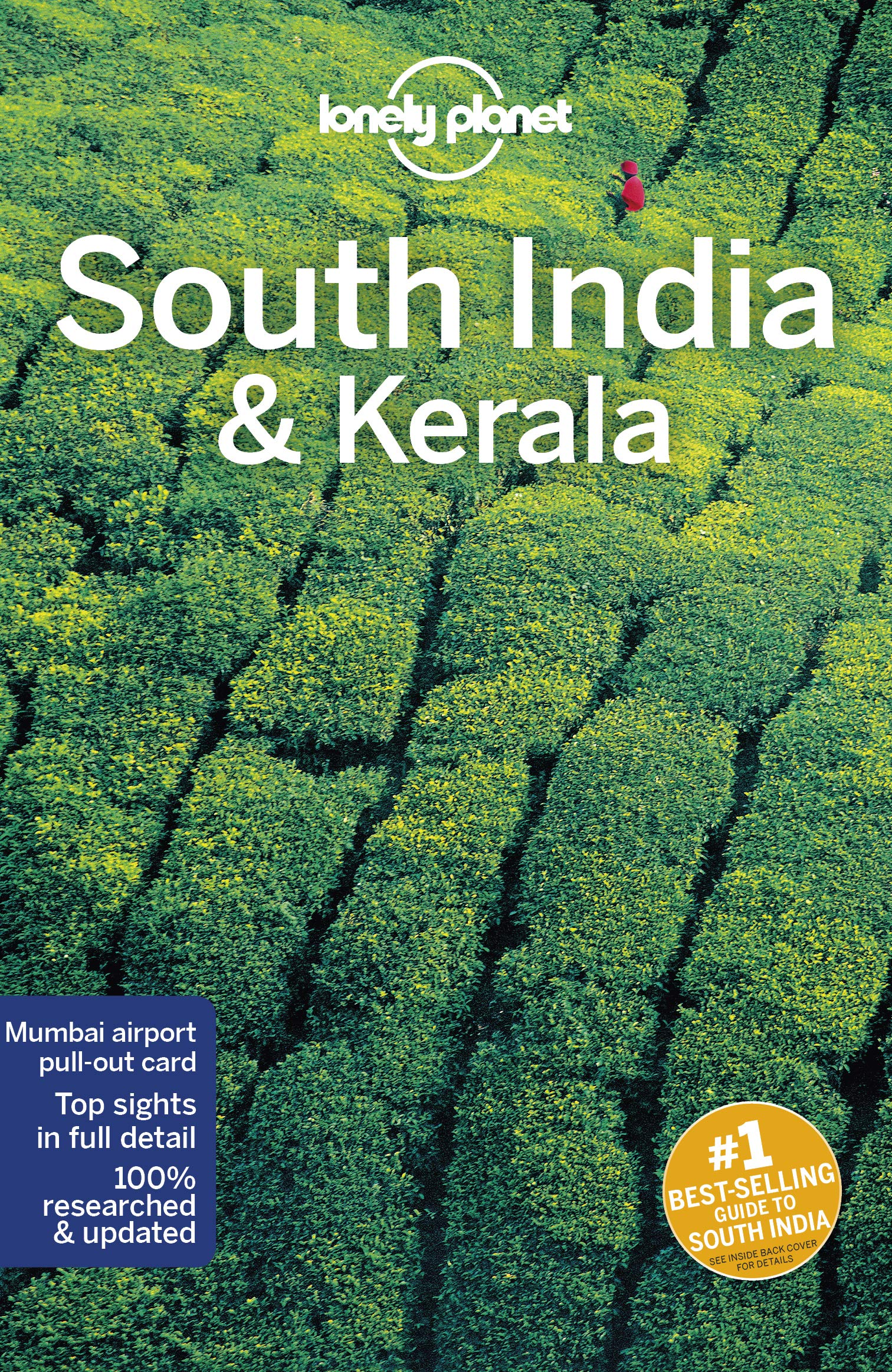 Lonely Planet South India and Kerala 9781787013735  Lonely Planet Travel Guides  Reisgidsen India
