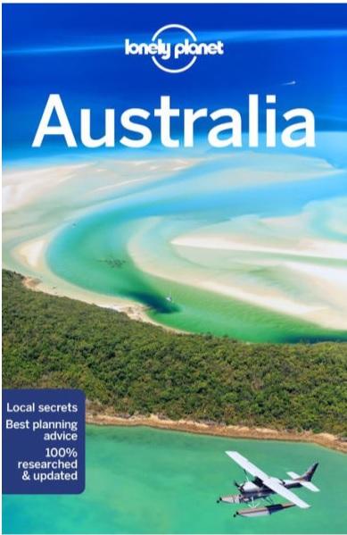 Lonely Planet Australia 9781787013889  Lonely Planet Travel Guides  Reisgidsen Australië
