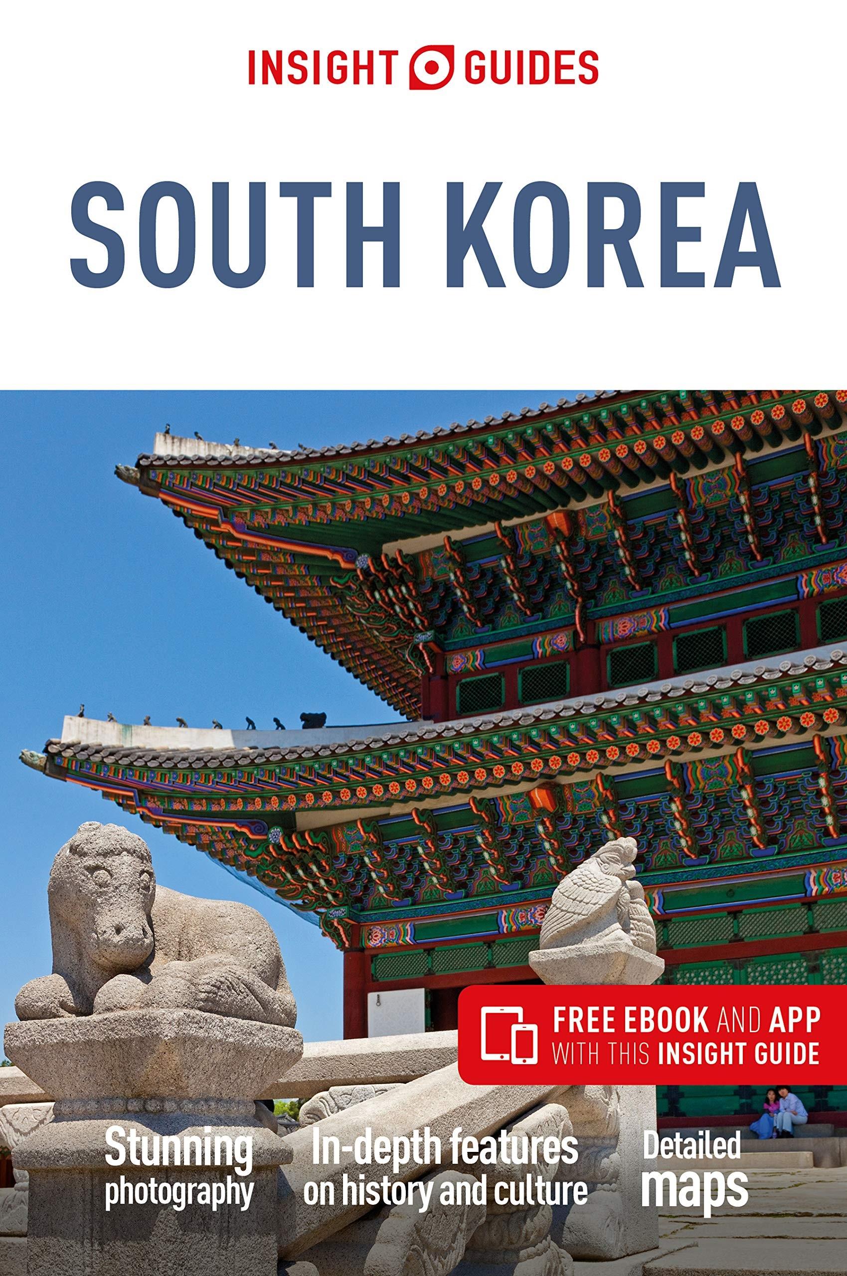 Insight Guide South Korea 9781789191387  APA Insight Guides/ Engels  Reisgidsen Noord-Korea, Zuid-Korea